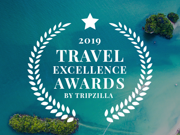Indochina Sails Nominated for Travel Excellence Awards 2019 by TripZilla